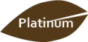Platinum sponsor leaf