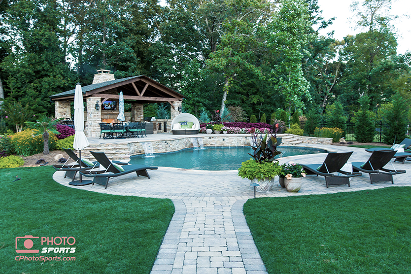 Artistic Landscapes - outdoor living space
