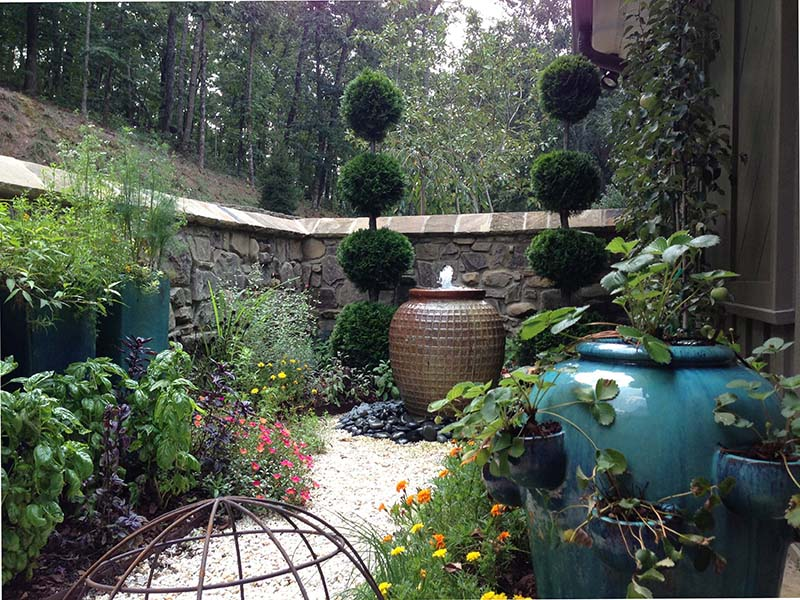 Arcoiris Design Gardening