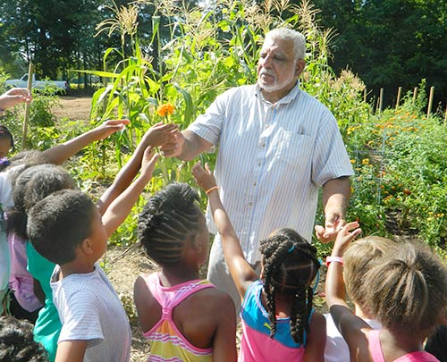 Sustainable urban agriculture - Gwinnett Technical College
