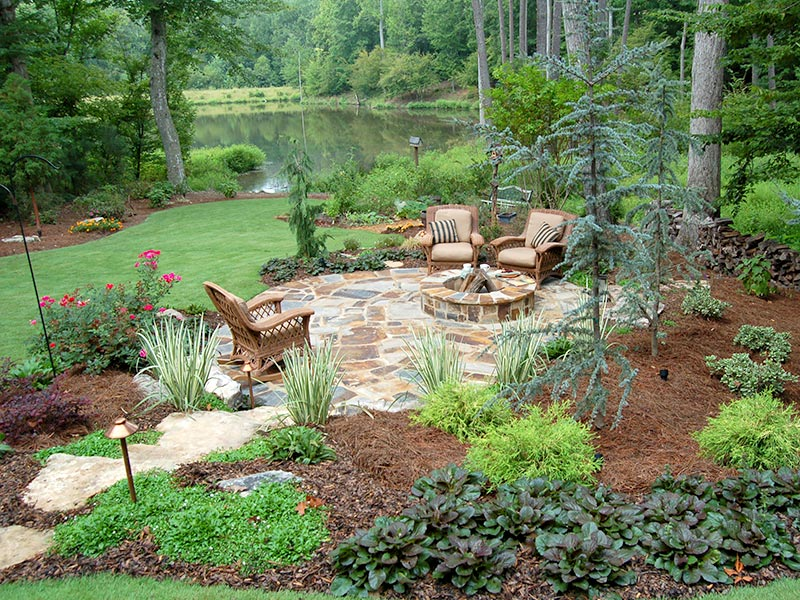 Turn your outdoor space into a place where you can really live.