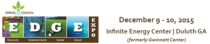 EDGE Expo December 9-10, 2015