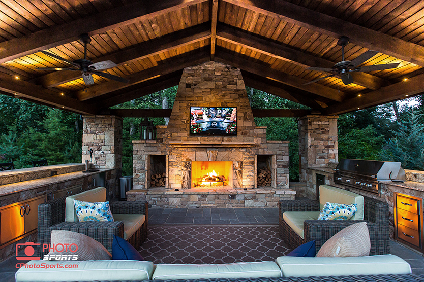 Houzz Outdoor Living Rooms