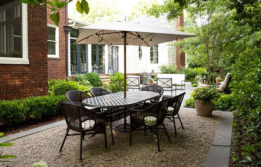 Floralis Garden Design