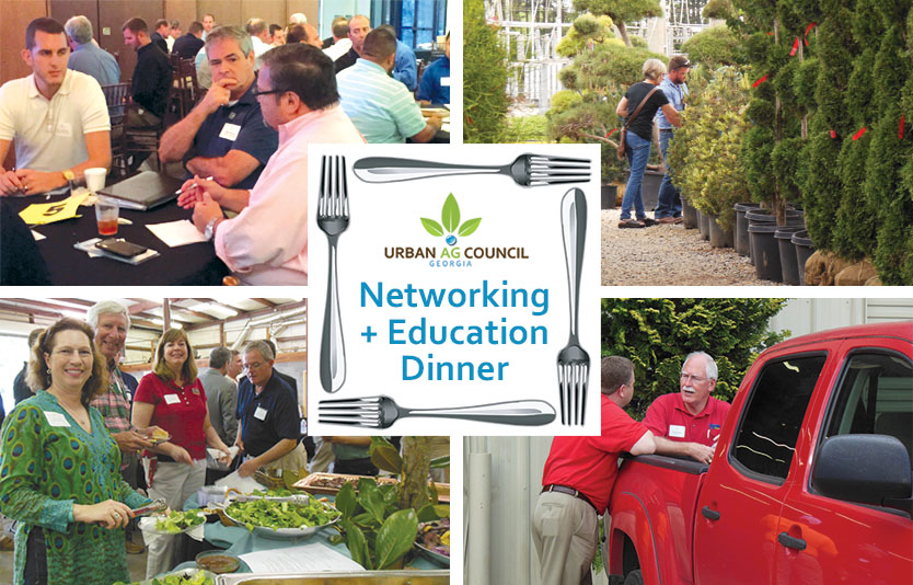 UAC networking + education dinners
