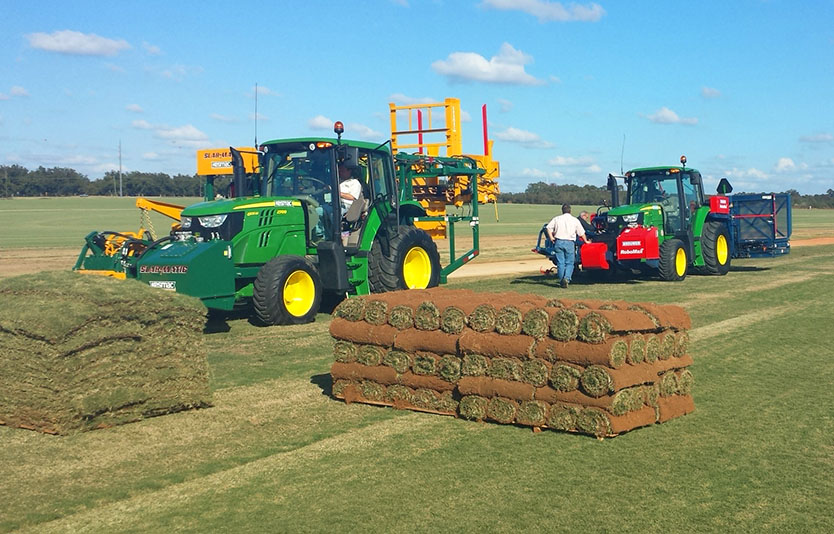 UAC Sod + Turf Producers Field Day