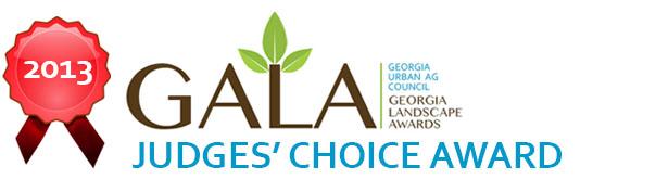 GALA Judges' Choice Award winner