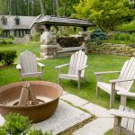 Historic garden restored